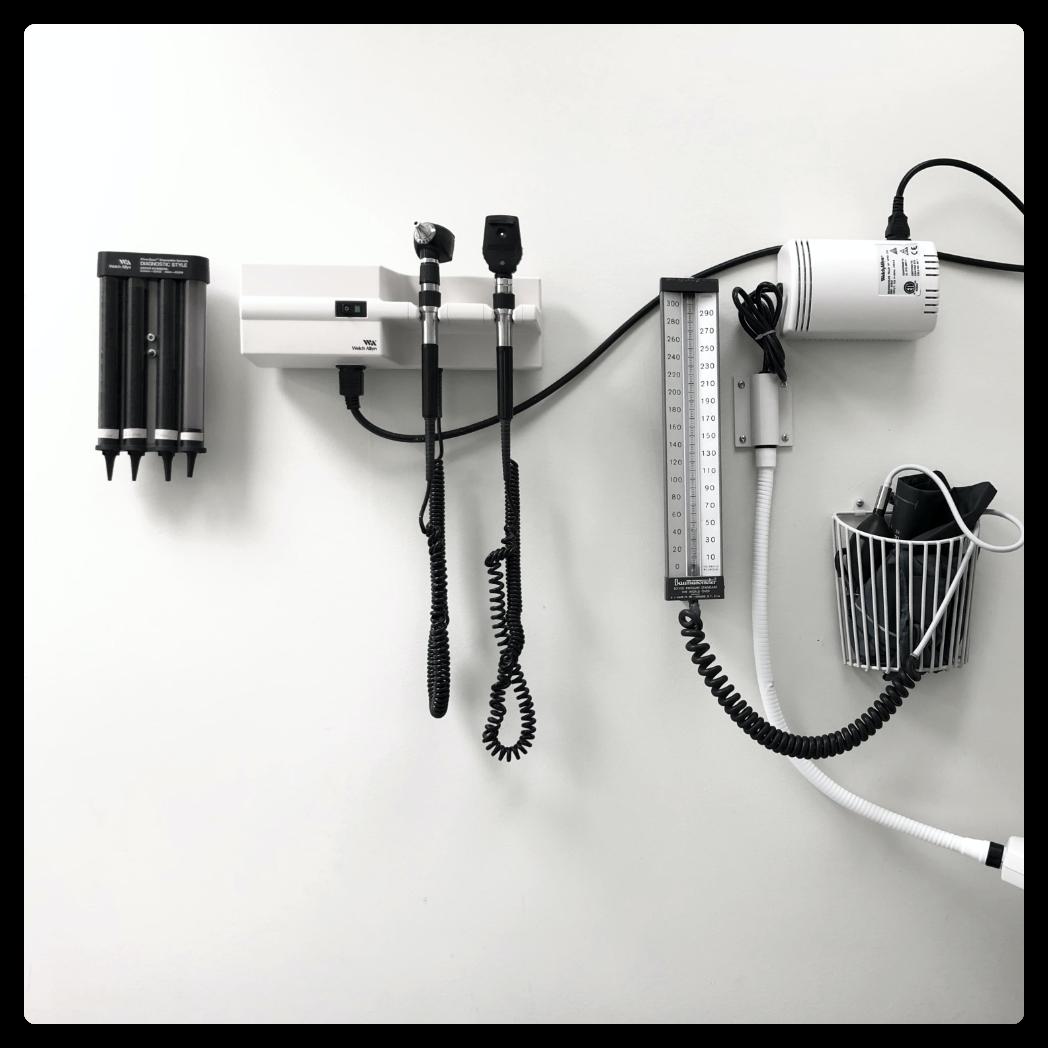Nadzor nad krvnim tlakom s pametnimi napravami